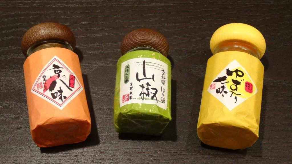 京の薬味処「祇園はた源」
