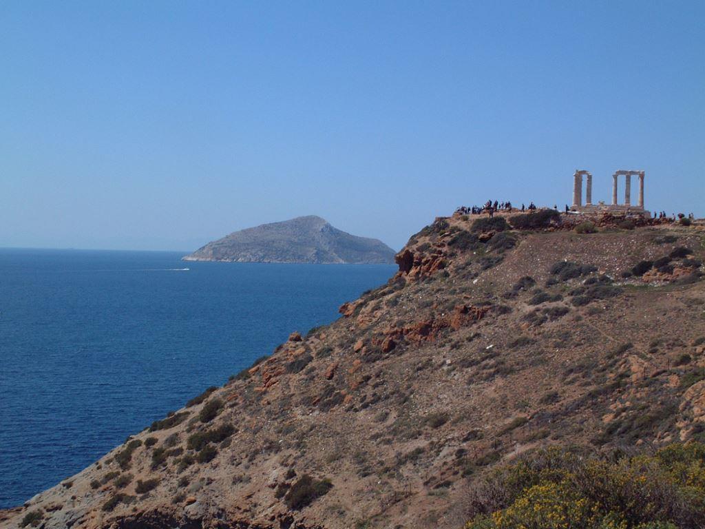 ギリシャ エーゲ海の風景