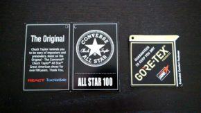 CONVERSE ALL STAR 100 GORE-TEX