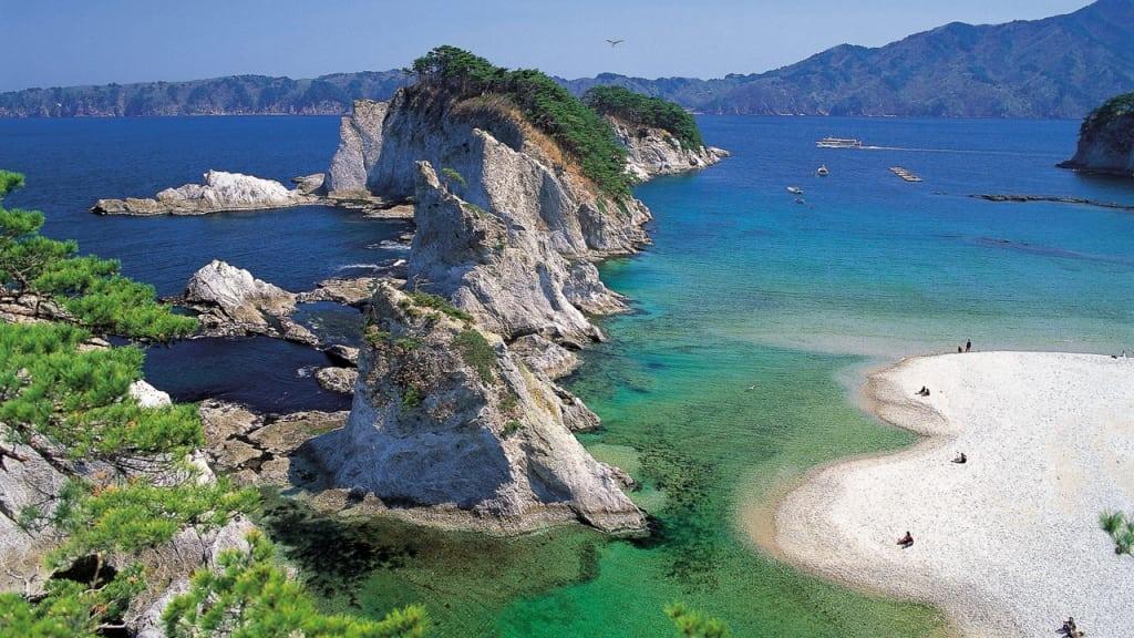 浄土ヶ浜(岩手)