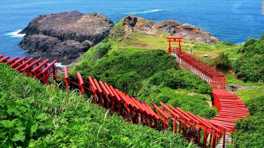 元乃隅稲荷神社(山口)