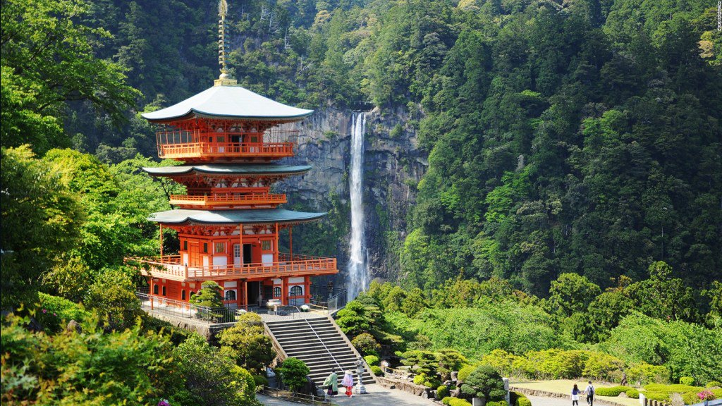 那智の滝(和歌山)