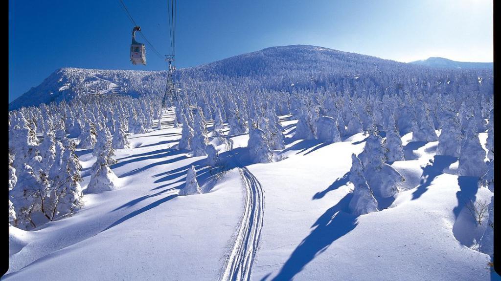 蔵王温泉スキー場(山形)