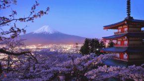 Tower Fujisan